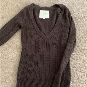 Abercrombie sweater size Large